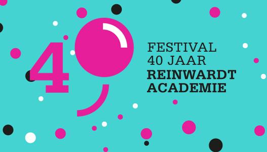 40ste Verjaardag Reinwardt Academie Reinwardt Academie Ahk